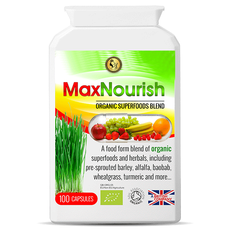 MaxNourish | Vitamin Supplements for Vegans | Slay Fitness